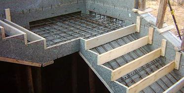 Цена фундамента под дом 9 на 9 в Красногорске